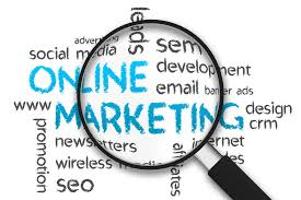 Marketing online MOA