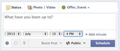 Facebook scheduler - Cập nhật những cách quản trị fanpage kinh doanh hiệu quả mới nhất 2020