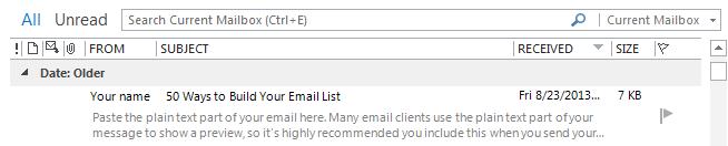 tìm hiểu 25 công cụ email marketing miễn phí