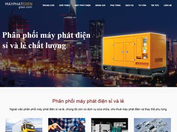 banner dự án máy phát điện giá sĩ khóa học marketing online moa