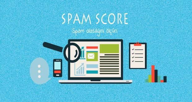 chỉ số spam score