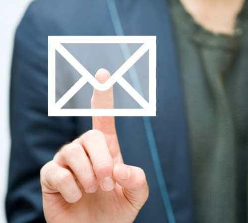 thu thập dữ liệu email bằng cách hành động đúng