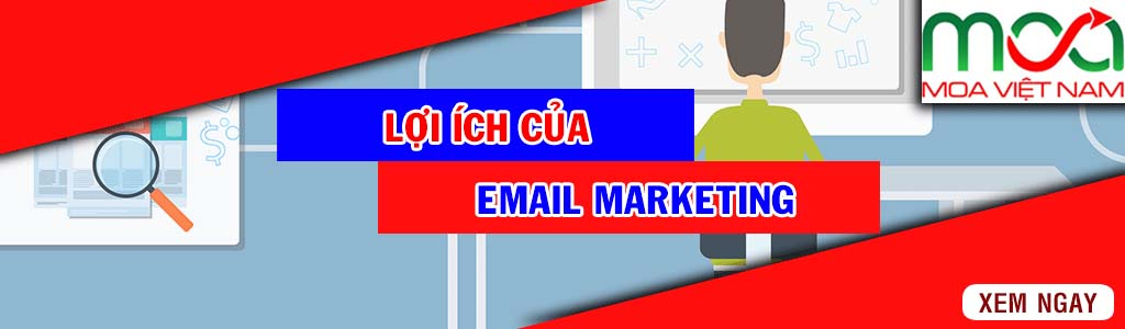 loi ich cua email marketing