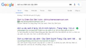cách tìm kiếm khách hàng trên mạng qua Google