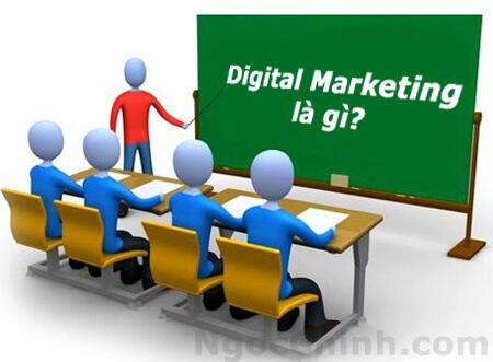tìm hiểu Digital Marketing bao gồm những gì