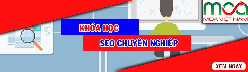 khoa hoc seo chuyen nghiep
