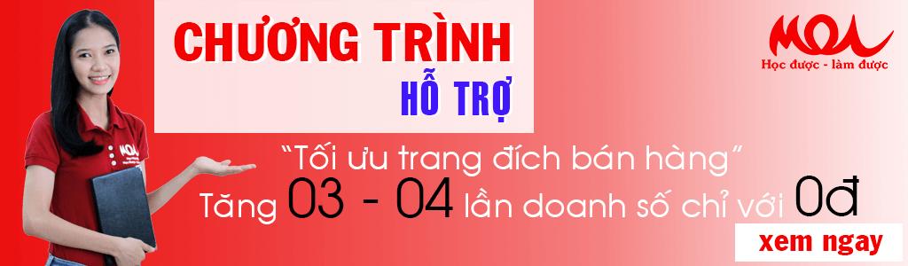chuong trinh ho tro khach hang