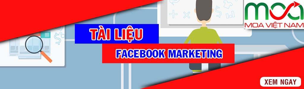 Hoc facebook marketing o dau