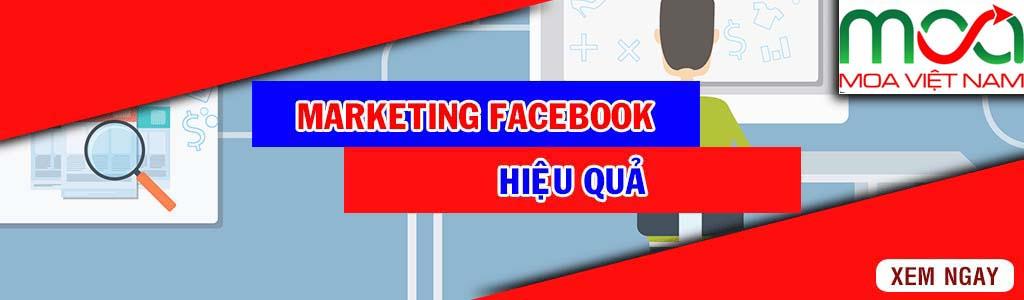 Marketing facebook hieu qua