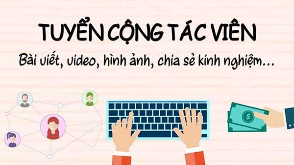 Tuyển dụng Cộng tác viên bán hàng Online - MOA Việt Nam